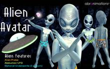 * Mesh Alien Avatar - Abranimations *
