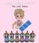 {C*K} Happy Daisy Bottle *Pink*
