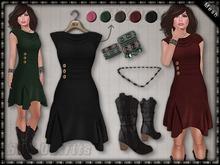 SLX Outfit: Autumn '13