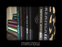 BOOKS ~Mystical Collection