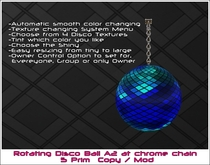 Disco Ball A2 (Choose from 4 Disco Textures!)