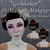 *Geishasan* Junior Maiko 1 Makeup