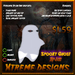 Spooky Ghost TipJar - Halloween