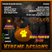 Neko Pumpkin TipJar - Halloween - Jack o' Lantern