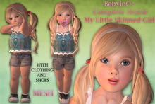 BabyloO : My Little Girl Skinned ***MESH***
