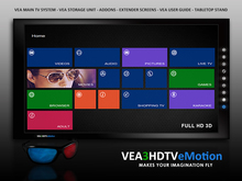 VEA 3 Media Video Television Movies Youtube Shoutcast Radio