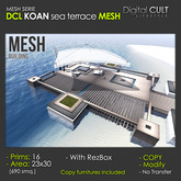 DCL KOAN sea terrace - MESH