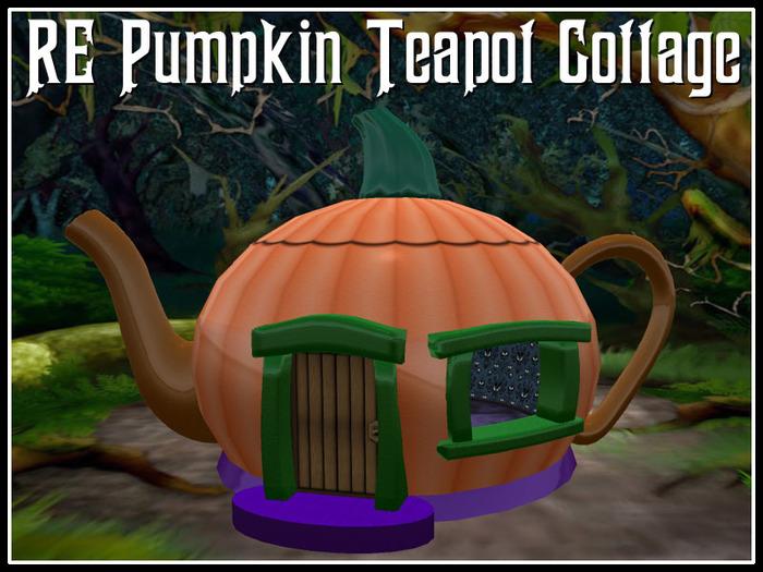 Little teapot Pumpkin Teapot New!!!!