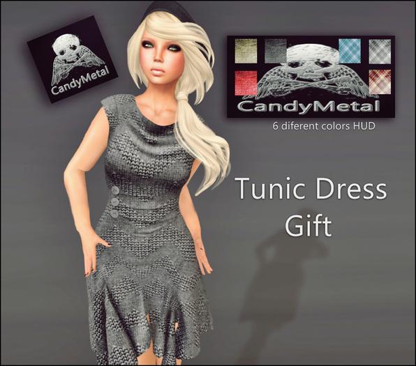 ~CandyMetal~ Tunic Dress Gift