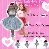 ~<Song>~ My Little Girl's First Dance - Children's Dance Hud / Animations
