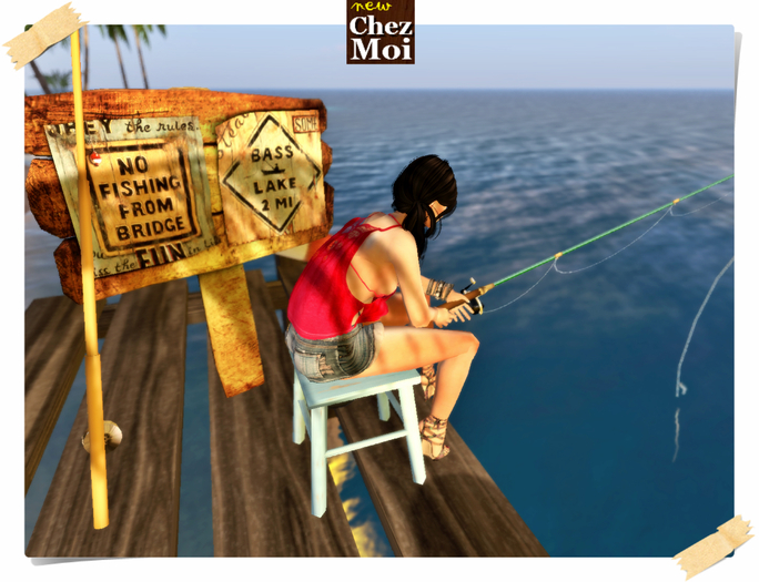 Fishing Point ♥ CHEZ MOI