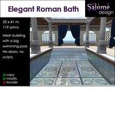 Elegant Roman Bath