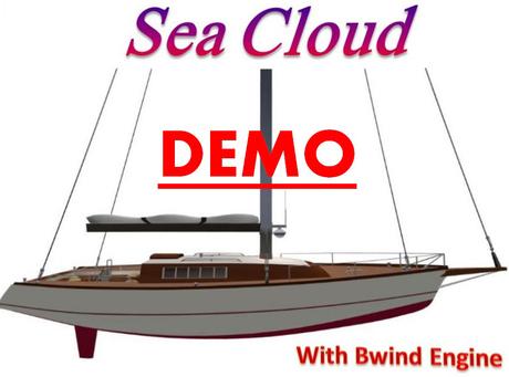 Sail boat Sea Cloud DEMO