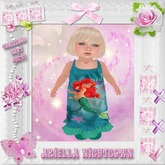 CCC Ariella Nightgown - Toddleedoo BABY Only!