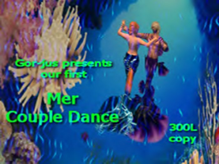 Gor-jus Couples Mer Dance (boxed)