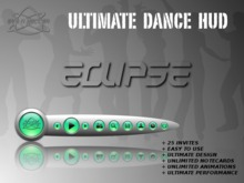 ULTIMATE Dance HUD [ECLIPSE Turquoise Edition] +25Invites