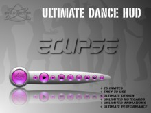 ULTIMATE Dance HUD [ECLIPSE Pink Edition] +25Invites