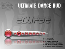 ULTIMATE Dance HUD [ECLIPSE Red Edition] +25Invites
