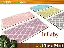 Magic Carpet Multicolor ♥ CHEZ MOI