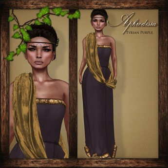 .:GSpot:. Aphrodisia Tyrian Purple