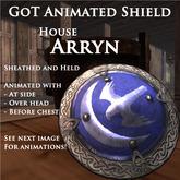 Goat On a Trampoline -GOT- Animated Shield, ARRYN