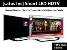 [satus Inc] Smart LED HDTV (mesh)