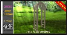 ALESTA << Mesh Arbour 4 Full Perm