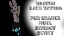 !!PF!! Dragon chest tatto