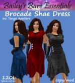 Brocade Shae Tunic Dress
