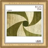 Hydro - Rug 1 - Rugs Rug Flooring Living Room Green Carpet
