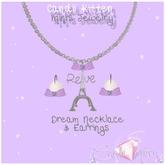 {C*K} Dancer Paris TD Jewelry Set Purple