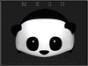 T-3D Creation [ PANDA CAP ] MESH - Full Perm