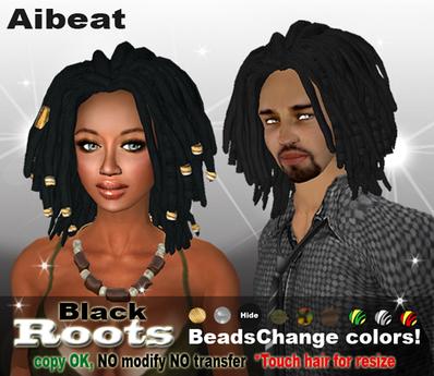 Aibeat *Roots* black