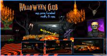 Boudoir Halloween Club