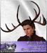 *~*Illusions*~* Rusa Antlers
