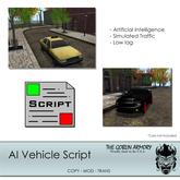 AI Vehicle Script