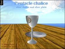 Gaagii - Silver Chalice - Wiccan Package