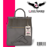 {*I <3FashiOn*} Guardian Bag Grey