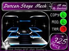 Stage 2 Dancer Stage