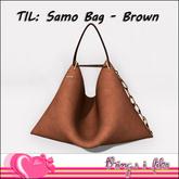TIL: Samo Bag - Brown