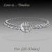 Timeless LOVE Bracelet  (Unisex)