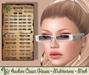 ***Arisaris Azahara Classic Glasses