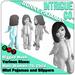 Intrigue Co. - Mint Bunny Pajamas