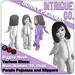 Intrigue Co. - Purple Bunny Pajamas