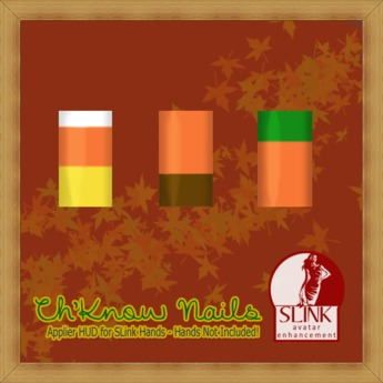 Ch'Know Nails: Autumn Sweets - Fingernails