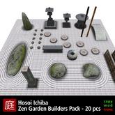 Japanese Zen Garden - Rock Garden Builders Pack