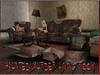 Boudoir Halloween-Haunted Murder Living Room