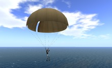 ♡ Simple Emergency Parachute ~ This is a Fun and Easy Parachute to use. It will Deploy Automatically or by Command.