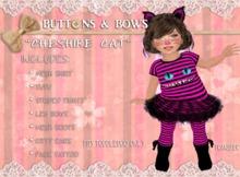 :BB: Cheshire Cat Toddleedoo only