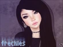 {Tilly} - Light & Dark Freckles